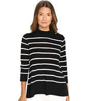Kate Spade New York - Stripe Swing Sweater