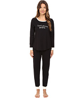 Kate Spade New York - Brushed Jersey Pajama Set