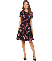 Kate Spade New York - Encore Rose Crepe Dress