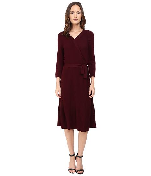 Kate Spade New York Rib Knit Wrap Dress - 6pm.com