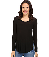 Splendid - Drapey Lux Long Sleeve