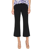 Kate Spade New York - Crepe Cropped Flare Pants