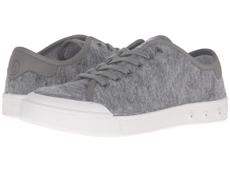 rag & bone - Standard Issue Wool Lace-Up