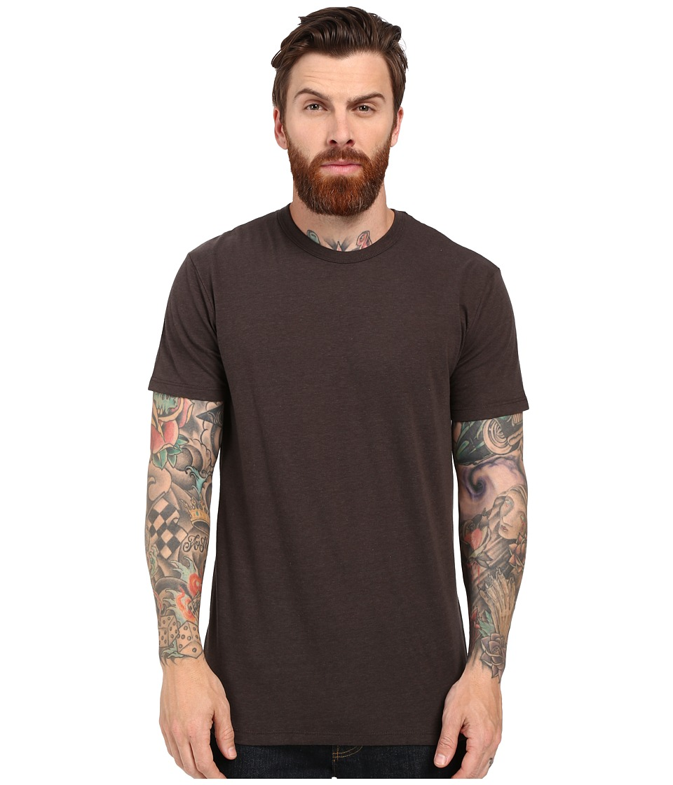Obey Triblend Tee Graphite Mens T Shirt