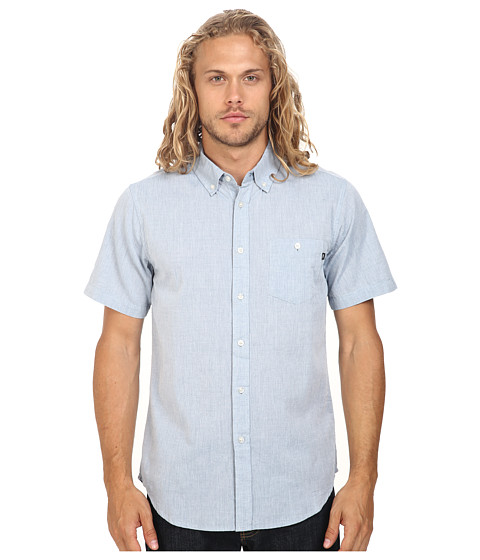 Obey Capital Woven Short Sleeve