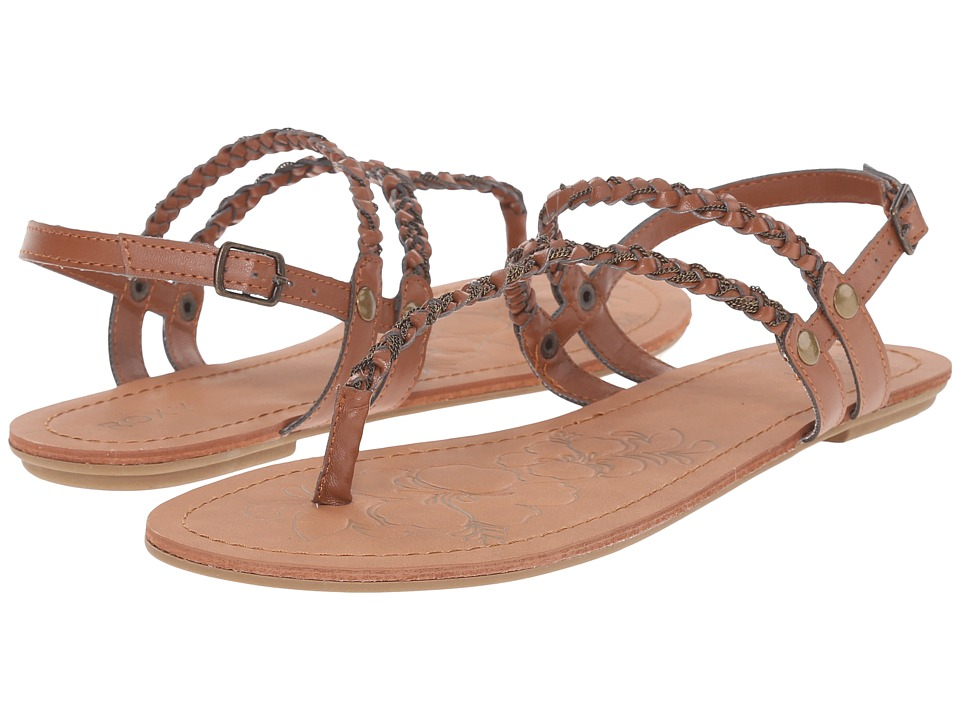 Roxy Henna Tan Womens Shoes