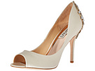 Badgley Mischka - Nilla (Ivory Satin)
