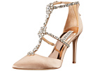 Badgley Mischka - Deker (Latte Satin)