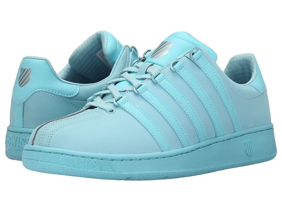 K-Swiss - Classic VN Reflective (Blue Turquoise/Blue Turquoise) Men
