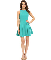 Adelyn Rae - Fit & Flare Dress w/ Pleats