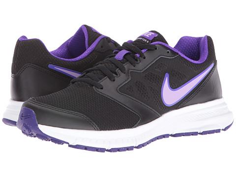 Nike Downshifter 6 - Black/White/Urban/Lilac