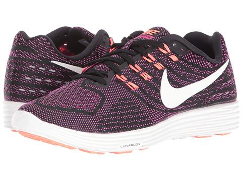 Nike Lunartempo 2 - Black/Fire Pink/Bright Mango/Summit White