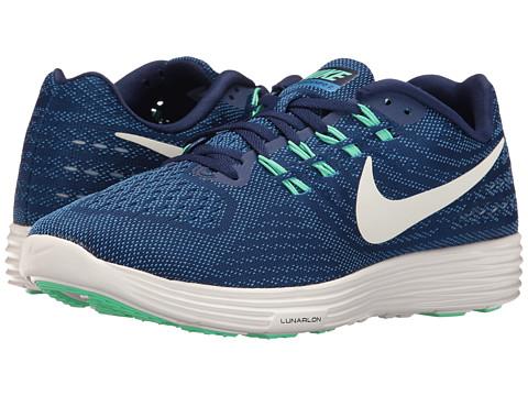 Nike Lunartempo 2 - Loyal Blue/Fountain Blue/Green Glow/Summit White