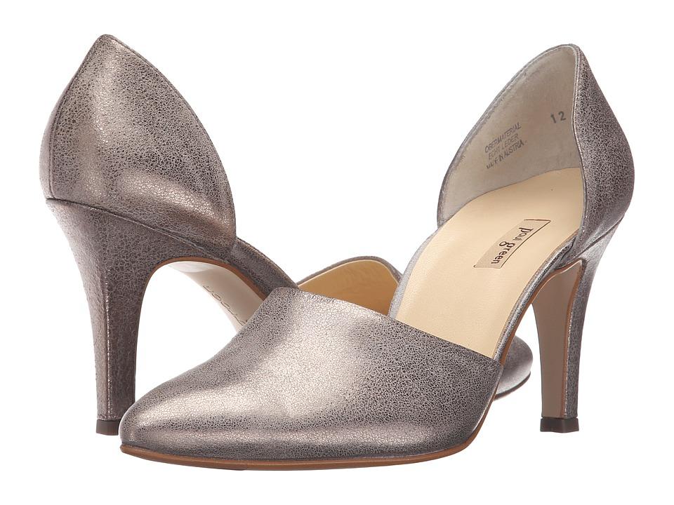Paul Green Char Heel (Smoke Brushed Metallic) Women