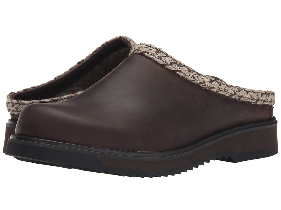 Simple - Mesa (Dark Brown Crazyhorse Leather) Men