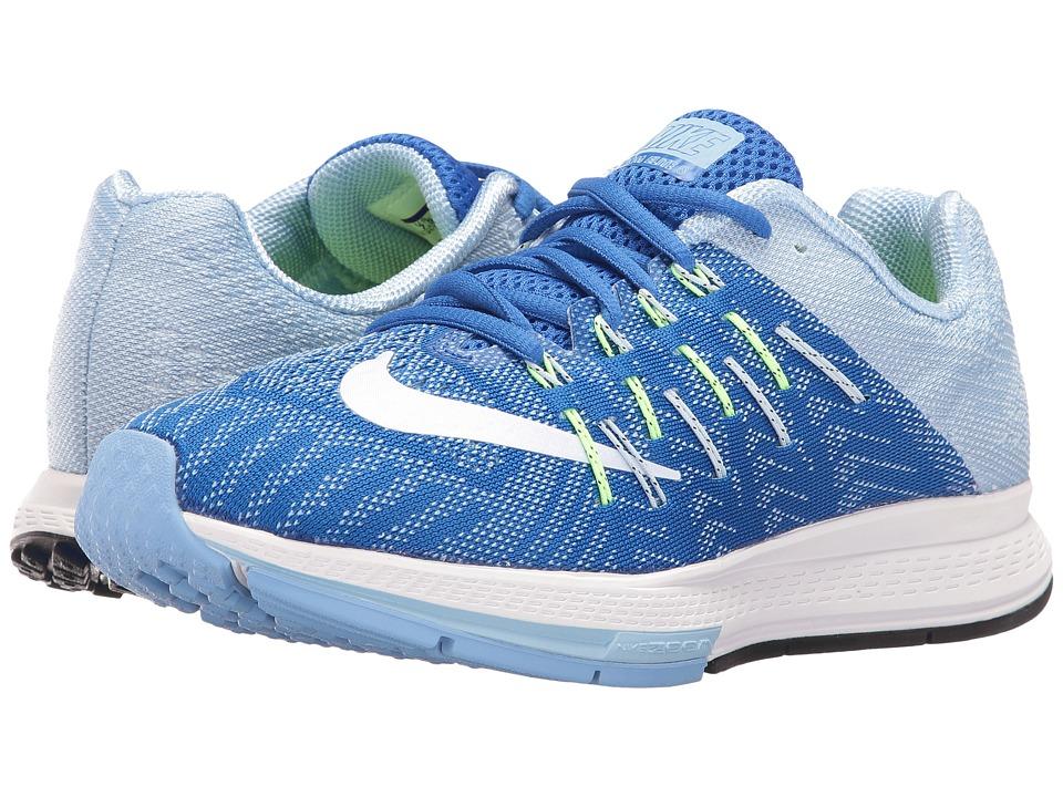 Nike - Air Zoom Elite 8 (Hyper Cobalt/Bluecap/Blue Tint/White) Womens Running Shoes