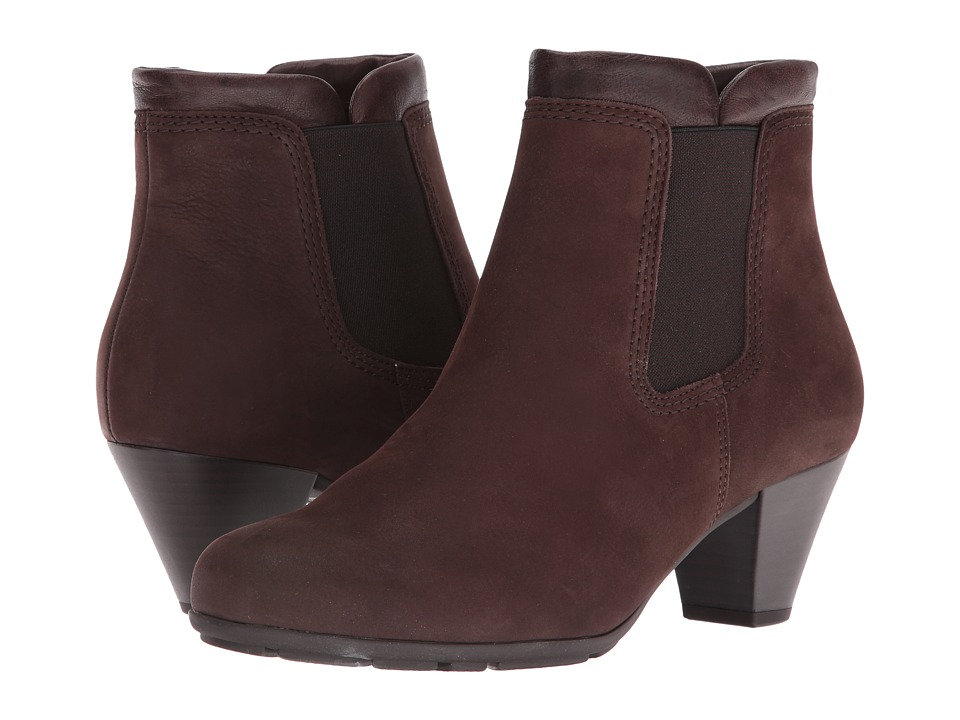 Gabor Gabor 55.642 (Mocca/Dark Brown Nubuck/Tuscon) Women