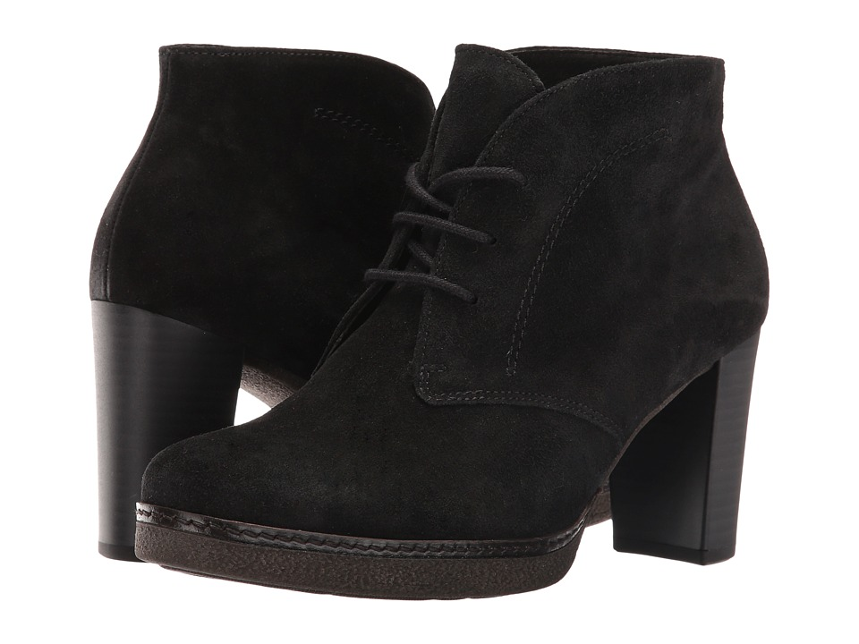 Gabor Gabor 55.750 (Black Dreamvelour) Women
