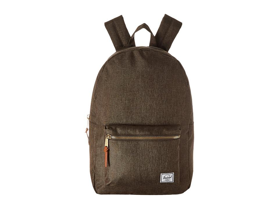 Herschel Supply Co. Settlement (Canteen Crosshatch) Backpack Bags