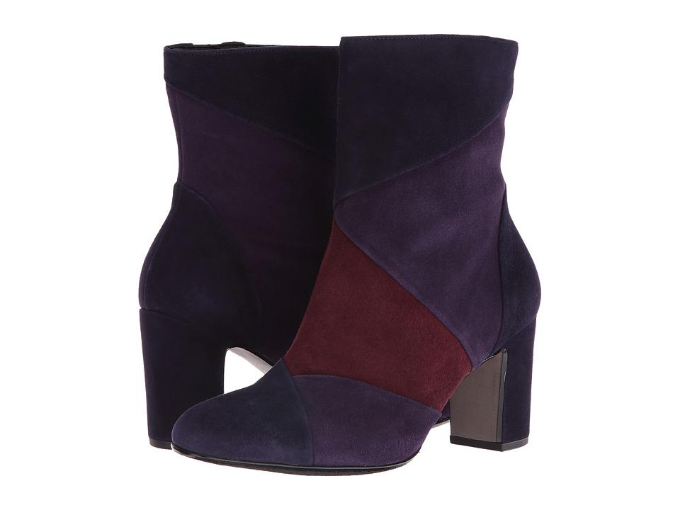 Gabor Gabor 55.881 (Dark Purple/Merlot Samtchevreau) Women
