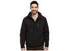 Calvin Klein Softshell Hoodie with Faux Sherpa Lining