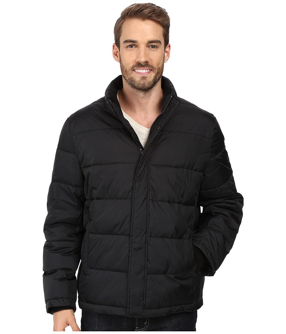 Calvin Klein Classic Puffer Jacket (Black) Men's Coat