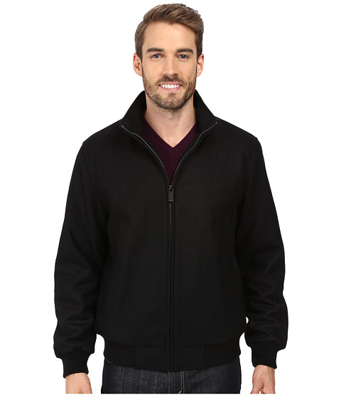 Calvin Klein Wool Bomber Jacket - Zappos.com Free Shipping BOTH Ways