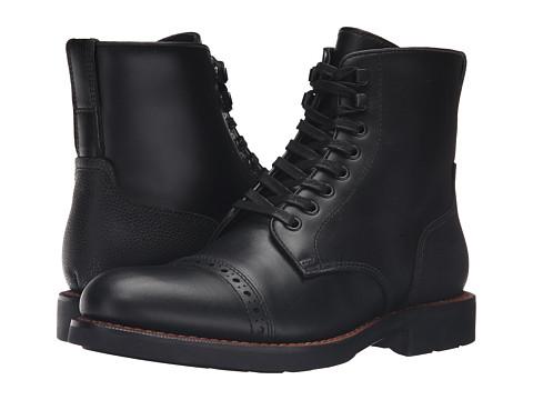 COACH Bleecker Captoe Boots