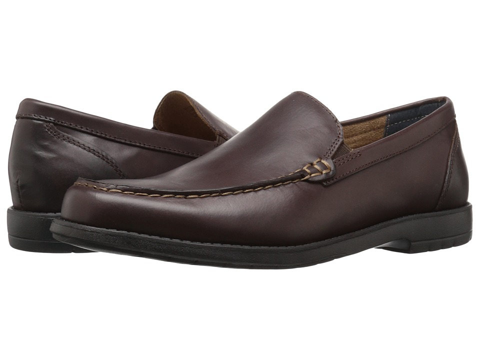 Nunn Bush Arlington Heights Moc Toe Venetian (Brown) Men