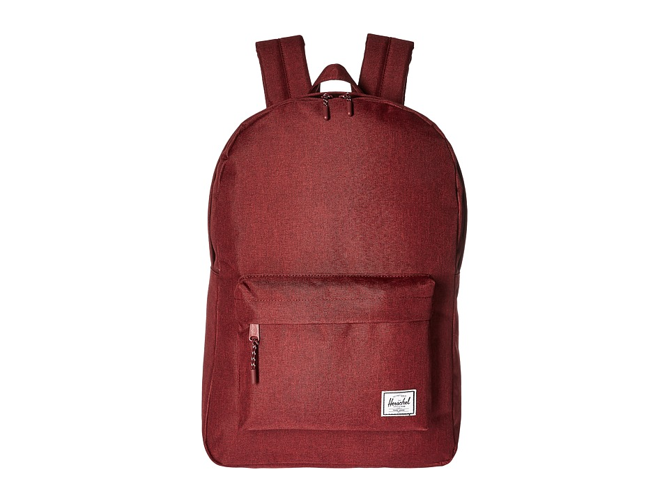 Herschel Supply Co. Classic (Winetasting Crosshatch) Backpack Bags