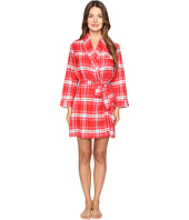 Kate Spade New York - Flannel Robe