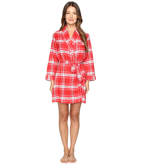 Kate Spade New York Flannel Robe