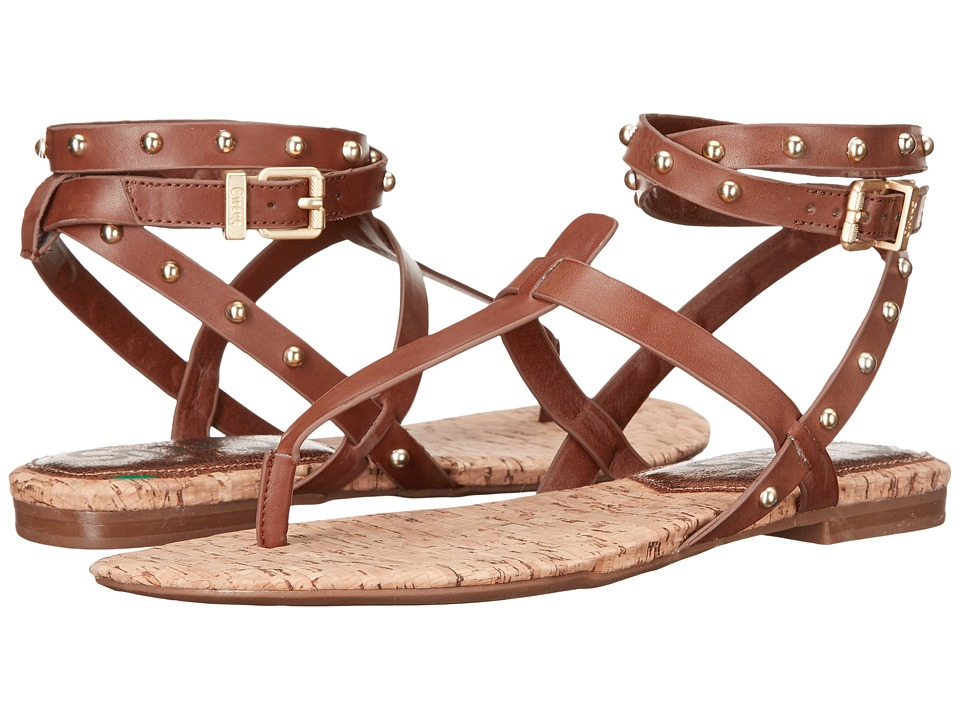 Circus by Sam Edelman Gavin Old Cocoa Womens Sandals