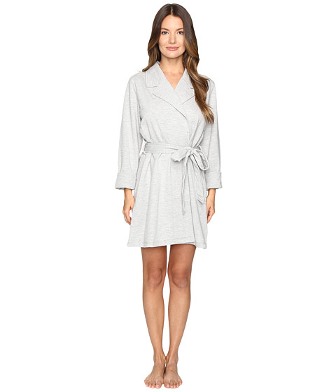 Kate Spade New York Brushed French Terry Robe
