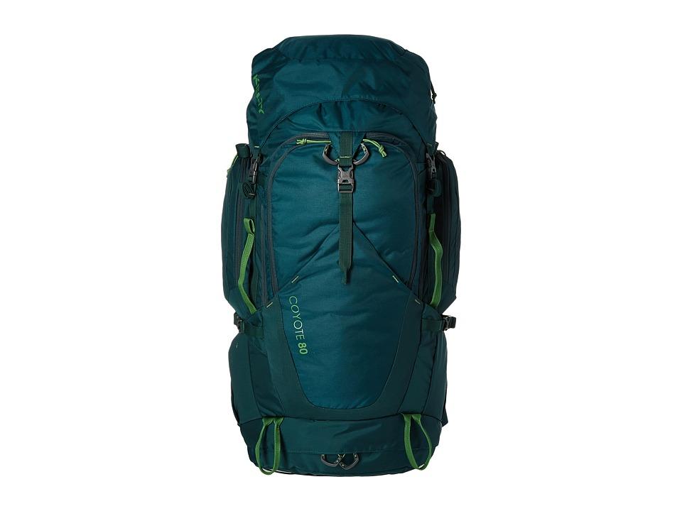 Kelty Coyote 80 Ponderosa Pine Backpack Bags