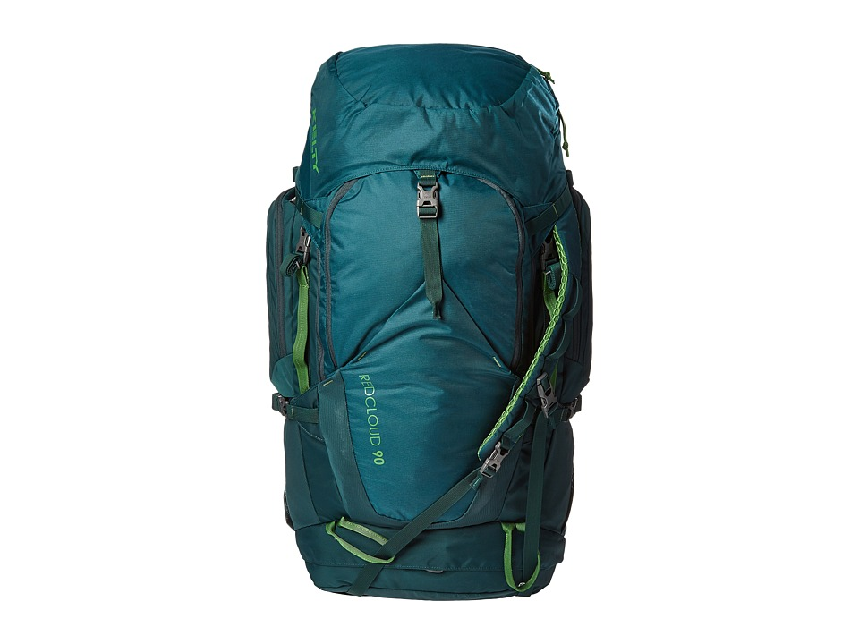 Kelty - Redcloud 90 (Ponderosa Pine 1) Backpack Bags