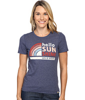 Life is good - Hello Sunshine Cool Tee