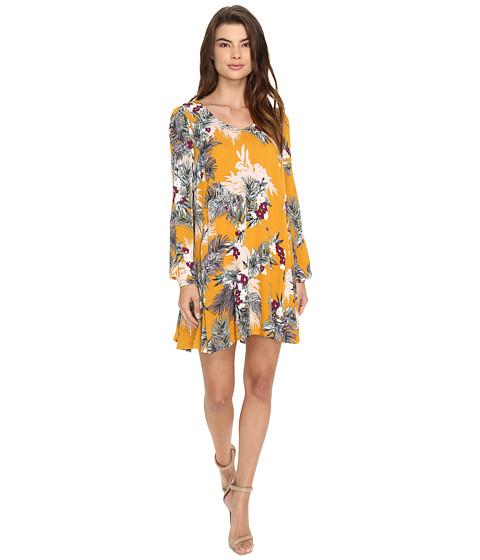 Brigitte Bailey Uma Long Sleeve Dress