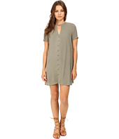 Brigitte Bailey - Cicely Keyhole Button Up Dress