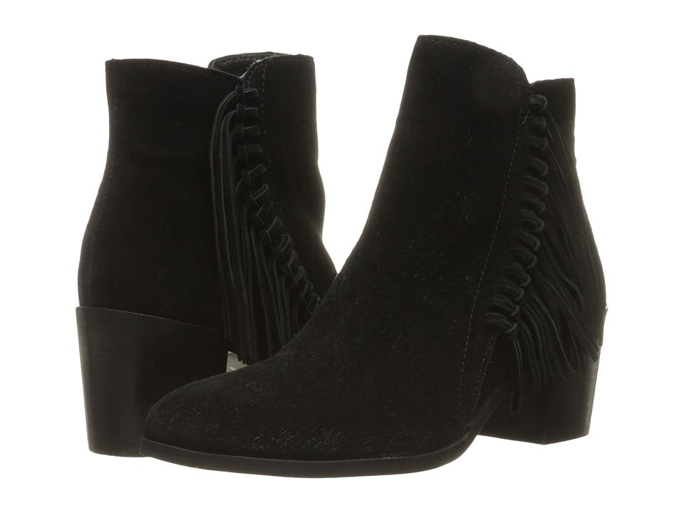 Kenneth Cole Reaction - Rotini (Black Suede) Women