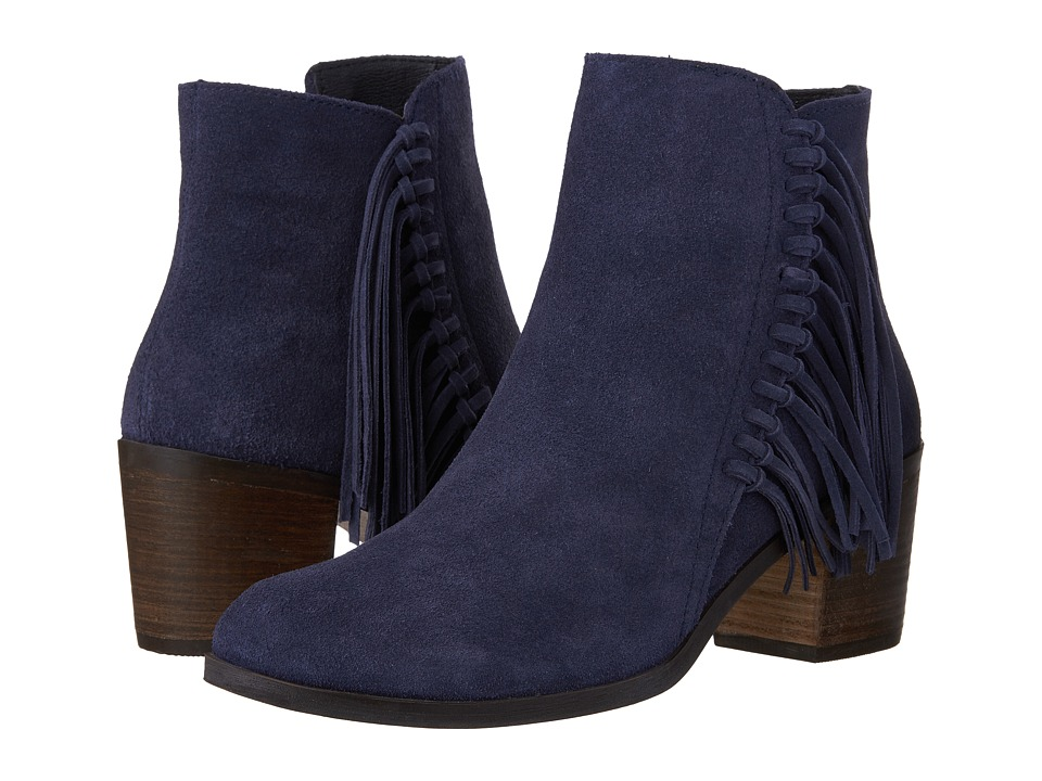 Kenneth Cole Reaction - Rotini (Navy Suede) Women
