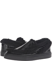 MM6 Maison Margiela - Shearling Trim Sneaker