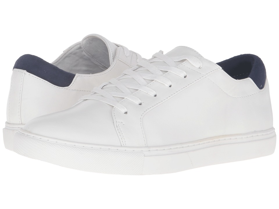 Kenneth Cole New York Kam (White/Navy) Women