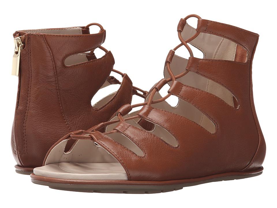 Kenneth Cole New York Ollie Medium Brown Womens Sandals