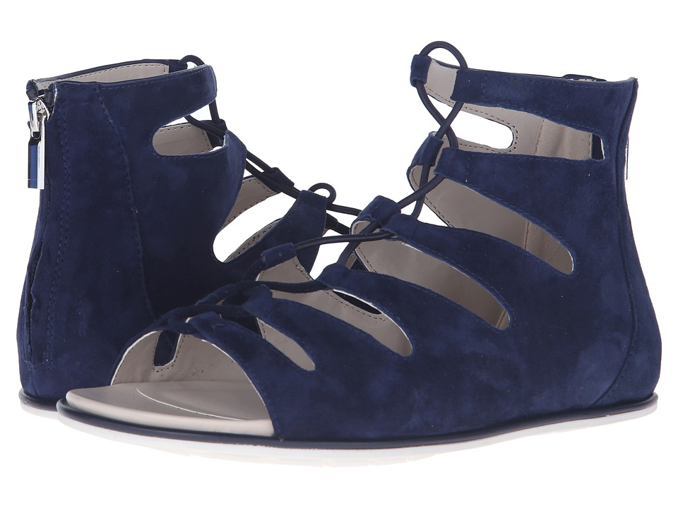 Kenneth Cole New York Ollie Navy Womens Sandals