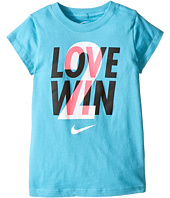 Nike Kids - Love 2 Win Short Sleeve Tee (Toddler)