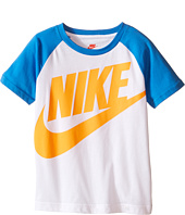 Nike Kids - Ya J Alumni Raglan Tee (Little Kids)