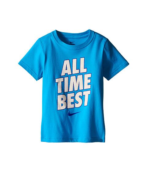 Nike Kids All Time Best Short Sleeve Tee (Little Kids)