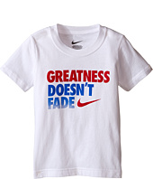 Nike Kids - Greatness Short Sleeve Tee (Toddler)