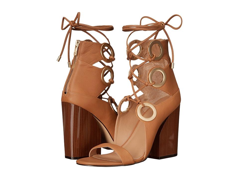 Calvin Klein - Antonia (Almond Tan Leather) Women